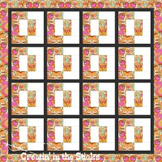 Creatin' in the Sticks: It's Lucky #13 of 30 Quilt Blocks in 30 Days
