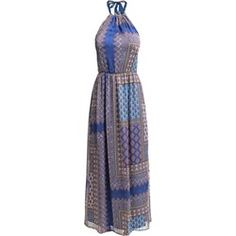 s.Oliver Długa sukienka eclipse blue