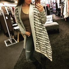 """Our cyber sale starts NOW with this super versatile cardigan """"No Doubt"""" originally $66 and today only it's 30% off making it $46.20!  Must call in PM or shop instore. Open until 6! While supplies last and first come first serve.  FREE SHIPPING  Call 440.893.9279 email sales@sanitystyle.com  to order or shop in store    #sanitystyle #sanitychagrinfalls #shoplocal #chagrinfalls #shopchagrinfalls #boutique #freeshipping #cleveland #clevelandfashion #clevelandstyle #style #shop #cle #thisiscle…"""