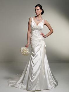Designer Wedding Dresses by Sophia Tolli   Wedding Dresses Style #Y21249 - Tiffany