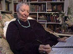 "Madeleine L'Engle, author of ""A Wrinkle in Time,"" poet and much more."