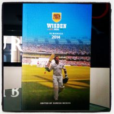 The Wisden India Almanack 2014 is out now! Suresh Menon, India, Baseball Cards, Tv, Sports, Hs Sports, Goa India, Sport, Tvs