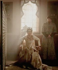 fy-magnificentcentury: Tomorrow we will pass a ring of fire, but we will decide who is going to burn and who isn't. Kosem Sultan, Gold And Black Dress, Royal Dresses, Period Costumes, Ottoman Empire, Cosplay Outfits, Period Dramas, Our Love, Character Inspiration