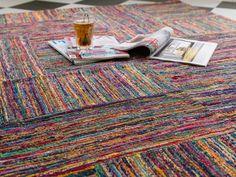 Scandinavian Design Kings of Sweden - Kameez Patch Carpet