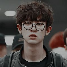 #chanyeol Tumblr: soleilstff Baekhyun, Chanyeol Cute, Exo Chanbaek, Park Chanyeol Exo, Tao Exo, Kris Wu, Rapper, Exo Album, Cherub