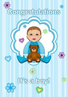 free printable baby cards my free printable cardscom