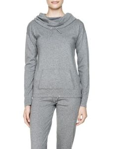 Funnelneck Sleep Top | Woolworths.co.za