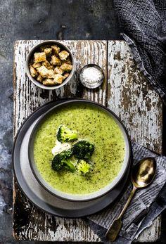 Rezept Brokkolicremesuppe: schnell einlach lecker