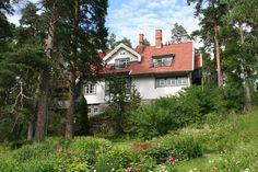Ainola - Aino ja Jean Sibeliuks' home in Tuusula, Finland.