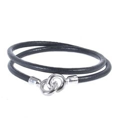 Am liking this Leather Cord Wrap Bracelet