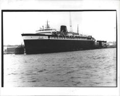 The S.S. Badger was put into service for passengers in March 1953.