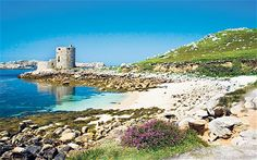Cornwall and the Scilly isles