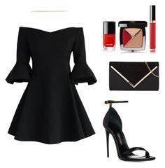 Untitled #4 by flaviamarino on Polyvore featuring polyvore moda style Chicwish BillyTheTree Chanel fashion clothing