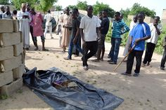 Maiduguri is the epicentre of Boko haram's insurgency and is attacked on an almost weekly basis.
