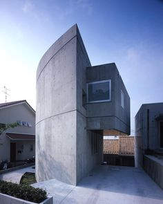 Pure House in Hiroshima, Hiroshima Prefecture, Japan by Kugatsuno Kaze Design Office