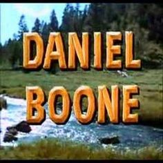 Daniel Boone TV Show - Theme Song  (NBC 1964 - 1970) My all-time favorite show from early childhood--- the song, the hatchet splitting the tree, Mingo, the whole shebang.