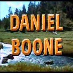 Daniel Boone TV Show - Theme Song   (NBC 1964 - 1970)