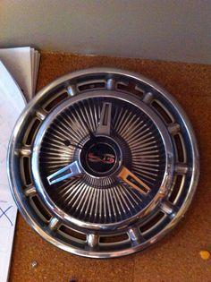 Classic 1966 Impala Hub Cap Clock on Etsy, $60.00