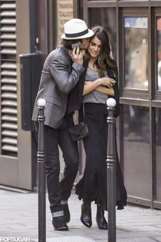 Ian Somerhalder and Nikki Reed Show Their Newlywed Bliss in Paris