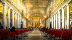 25 Best Things to Do in Rome Rome Places To Visit, Must See Italy, Santa Maria Maggiore, Sites Touristiques, Sainte Marie, Italy Travel, The Good Place, Things To Do, 1