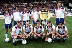 Futbol de Selecciones: Inglaterra Vs Escocia 01/06/1983 Wembley