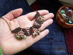 Sevin2 | Lubica Vinicenko | Flickr Macrame Earrings, Macrame Jewelry, Diy Jewelry, Jewelery, Handmade Jewelry, Jewelry Making, Mini Hama Beads, Micro Macramé, Macrame Art