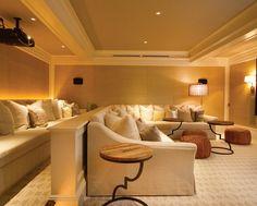 Home Cinema in Marbella