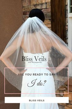 This Beautiful raw edge beaded one layer veil with extra crystals is a real showstopper, and will be sure to get attention at your wedding! Ir's the right veil if you are looking for a little sparkle, but not too much bling. Honeymoon Tips, Short Veil, Chapel Veil, Amazing Weddings, Wedding Veils, Rustic Wedding, Wedding Ideas, Wedding Attire, Bridal Gowns