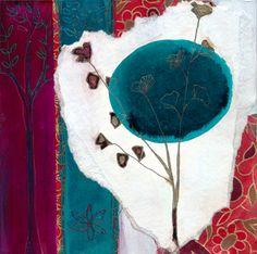 Alena Hennessey - botanical study