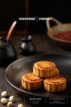 中秋月饼|摄影|静物|清风视觉L - 原创作品 - 站酷 (ZCOOL) Chinese Moon Cake, Mochi, Kee Wah, Food Inspiration, Cake Festival, Food Photography, Muffin, Mooncake, Cooking