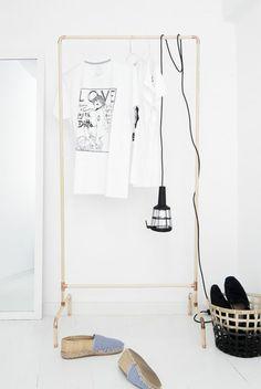 Lampen selber machen DIY Lampen Dielenmöbel Ideen