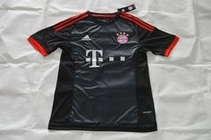 8b8e720d147b Bayern Munichen Jersey 2015 16 Third Soccer Shirt for  16 on Soccer777.net  Soccer