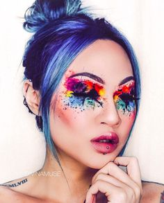 "4,297 Likes, 57 Comments - ☾ D I V I N A (@divinamuse) on Instagram: "" LOVE CONQUERS  @smashboxcanada Bold Cover Shot Palette (palette selling out, head over to…"""