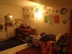 Fabulous dorm decor photo submission with WallPops!