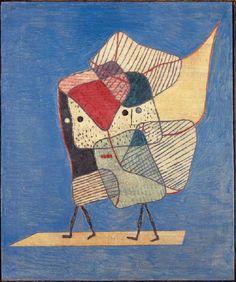 Titre de l'image : Paul Klee - Zwillinge