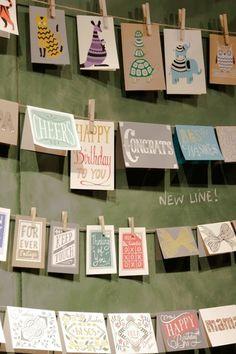 Organizing: kaarten bewaren   Éénig Wonen