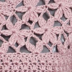 Crochet Knitting Handicraft: Interesting crochet chart - This would make a fun and interesting scarf. Description from pinterest.com. I searched for this on bing.com/images