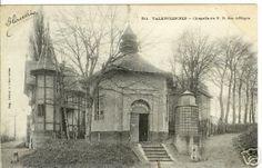 Notre Dame des Affligés. Avant la guerre  1914-18. Valenciennes. Our Lady of the Afflicted. Before the 1914-18 war. Valenciennes.