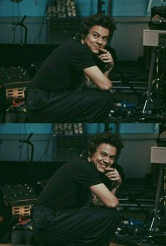 Harry Styles behind the album. So proud if him...