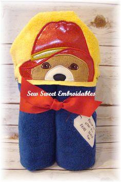 Etsy listing at https://www.etsy.com/listing/238947248/paddington-inspirerd-red-had-bear-childs