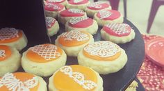Crystal Lace Butter Biscuits