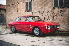 Consignatie oldtimer of youngtimerAlfa Romeo 1600 GTA Autodelta - thecoolcars.nl