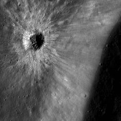 LRO Sees a Young Crater on the Moon by NASA Goddard Photo and Video