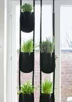 Authentics Plant Bag - kasvatussäkki musta