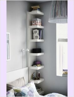 Replace Your Ordinary Nightstand with a Storage Solution 6