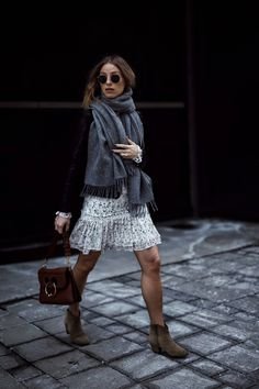how to dress like a french girl in isabel marant dicker boots, leather jacket, jw anderson bag