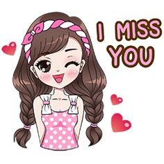 My name is Boobib.I like to wear polka dot dress. Let enjoy with my lovely stickers. Stickers Emojis, Pop Stickers, Cartoon Stickers, Cute Cartoon Pictures, Cute Cartoon Girl, Cartoon Pics, Cute Love Gif, Cute Love Pictures, Love Is Sweet
