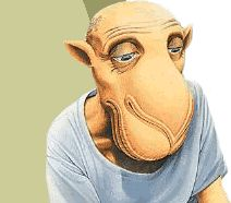 Meet Joe Chemo,  a camel who wishes he'd never smoked cigarettes. Joe is having trouble feeling COOL these days, now that he's lost most of his hair. Worst of all, Joe just realized that he's been MaNiPuLaTeD all his life by tobacco companies. Poor guy -- his tobacco IQ never was very high.
