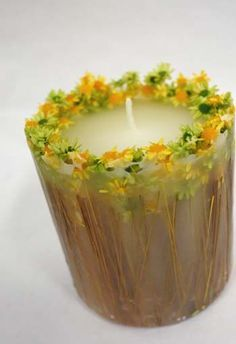 Flower Candle Star Flower – # Flower # Candle # Candle # Star Flower - Art of Epoxy Best Candles, Diy Candles, Scented Candles, Candle Art, Candle Lanterns, Diy Candle Projects, Shell Candles, Candle Accessories, Homemade Candles