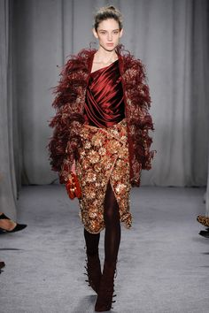 Marchesa   Fall 2014 Ready-to-Wear Collection   Style.com